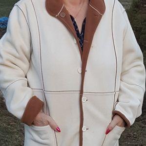 Susan Graver fleece jackets